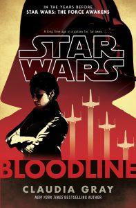 Boek - Star Wars: Bloodline cover