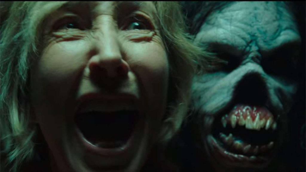 Insidious: The Last Key Monster