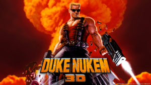Fantasize Week Almanak 2018 - Week 4 Duke Nukem