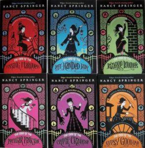 Fantasize Week Almanak 2018 – Week 2: De Enola Holmes Mysteries