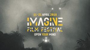 Imagine Film Festival 2018 banner