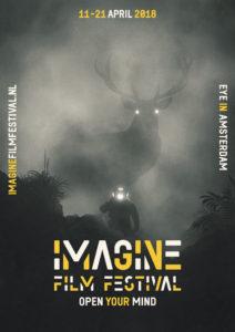 Imagine Film Festival 2018 poster