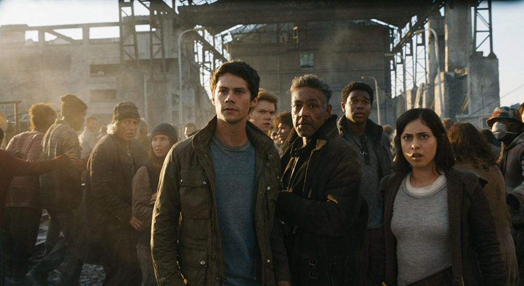 Maze Runner: The Death Cure winactie Thomas