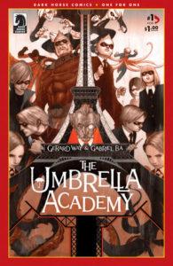 Fantasize Week Almanak 2018 - Week 3 Umbrella Academy