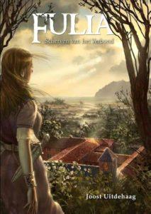 Mijn vijf favoriete fantasyboeken Scherven van het verbond, Joost Uitdehaag