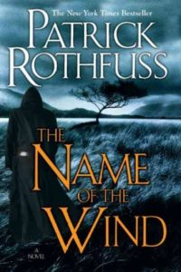 Mijn vijf favoriete fantasyboeken The Name of the Wind, Patrick Rothfuss