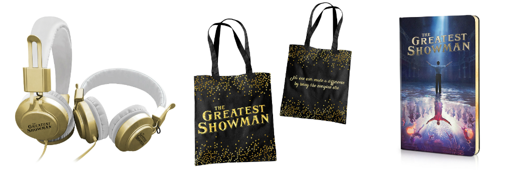 The Greatest Showman winactie