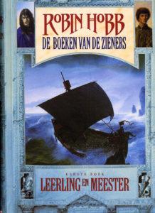 Mijn vijf favoriete fantasyboeken Farseer Apprentice, Robin Hobb