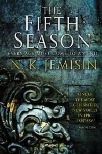 Mijn vijf favoriete fantasyboeken The fifth season, N.K. Jemisin