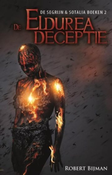 boek - De Segrijn & Sotalia Boeken 2: De Eldurea deceptie