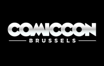 Comic Con Brussel 2018 logo
