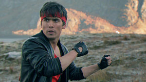 Fantasize Week Almanak 2018 - Week 7 Kung Fury