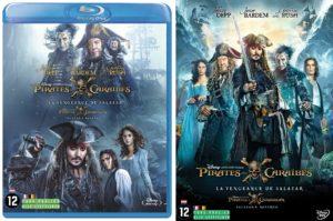 Film - Pirates of the Caribbean: Salazar's Revenge