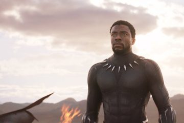 Black Panther - T'Challa uitsnede