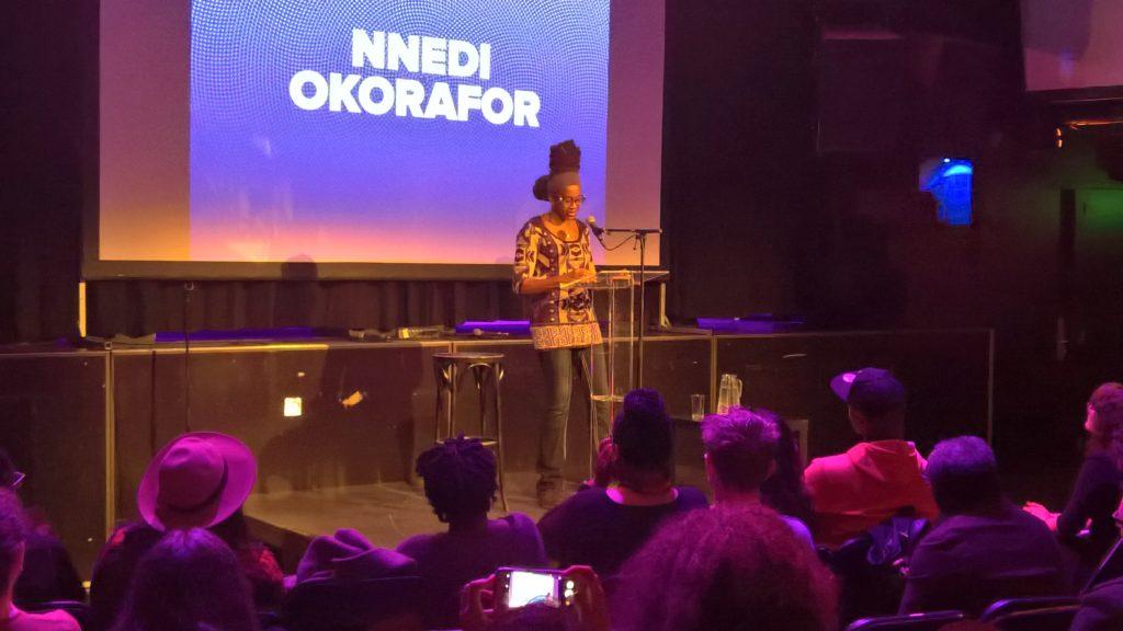 Other Futures sfeerverslag - Nnedi Okorafor