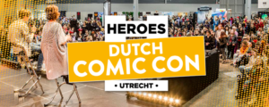 Dutch Comic Con 2018 logo