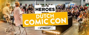Dutch Comic Con 2018 logo