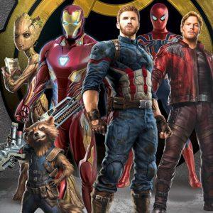 Fantasize Week Almanak 2018 - Week 9 Avengers Infinity War