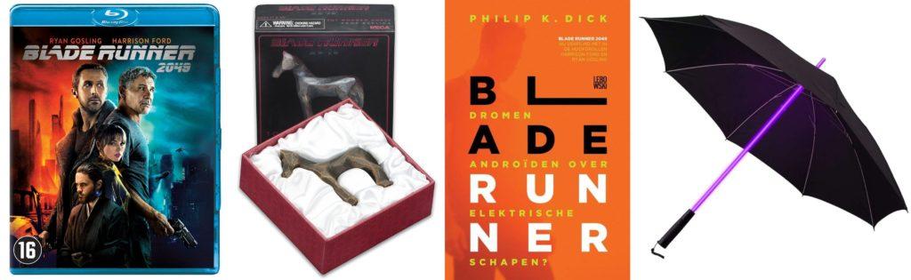 Blade Runner 2049 winactie prijzen