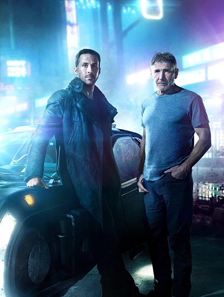 Blade Runner 2049 winactie Gosling en Ford