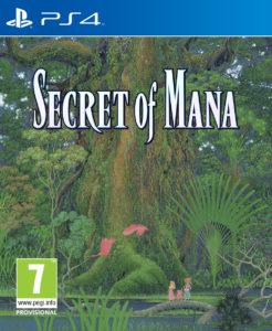 Game - Secret of Mana packshot
