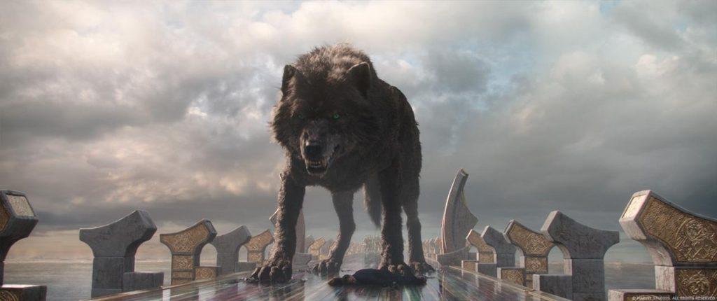 Thor: Ragnarok op Blu-Ray en DVD Fenris
