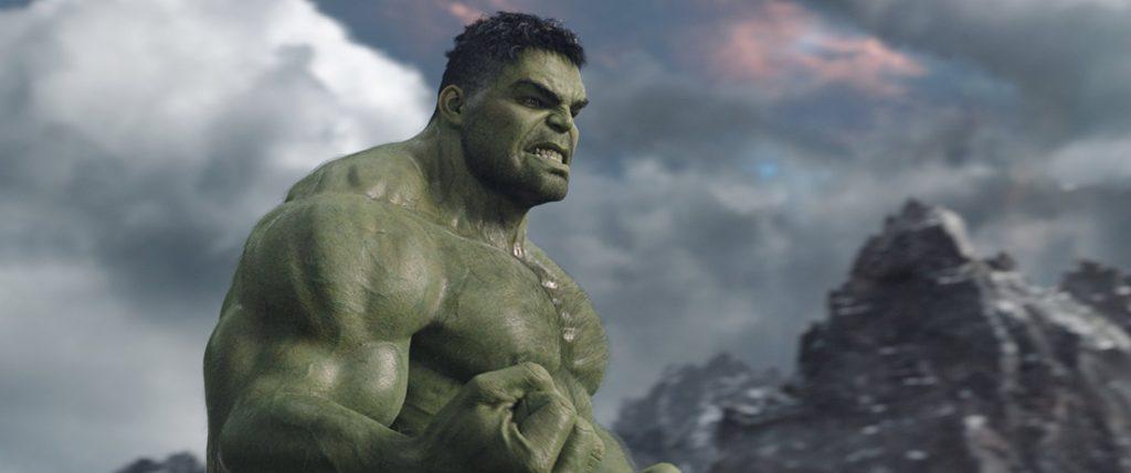 Thor: Ragnarok op Blu-Ray en DVD Hulk
