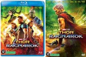 Thor: Ragnarok Blu-Ray / DVD