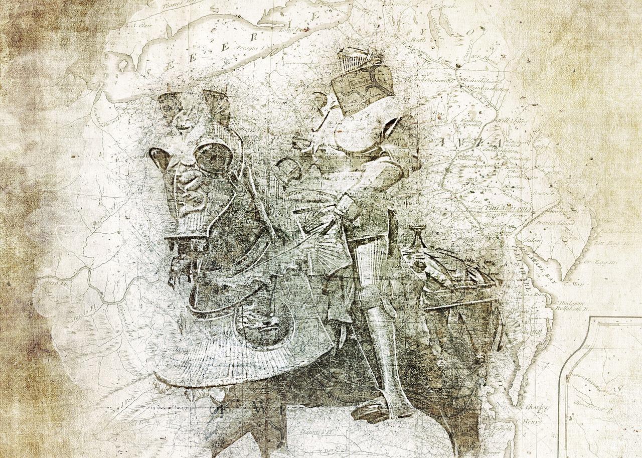 crusader-1753741_1280