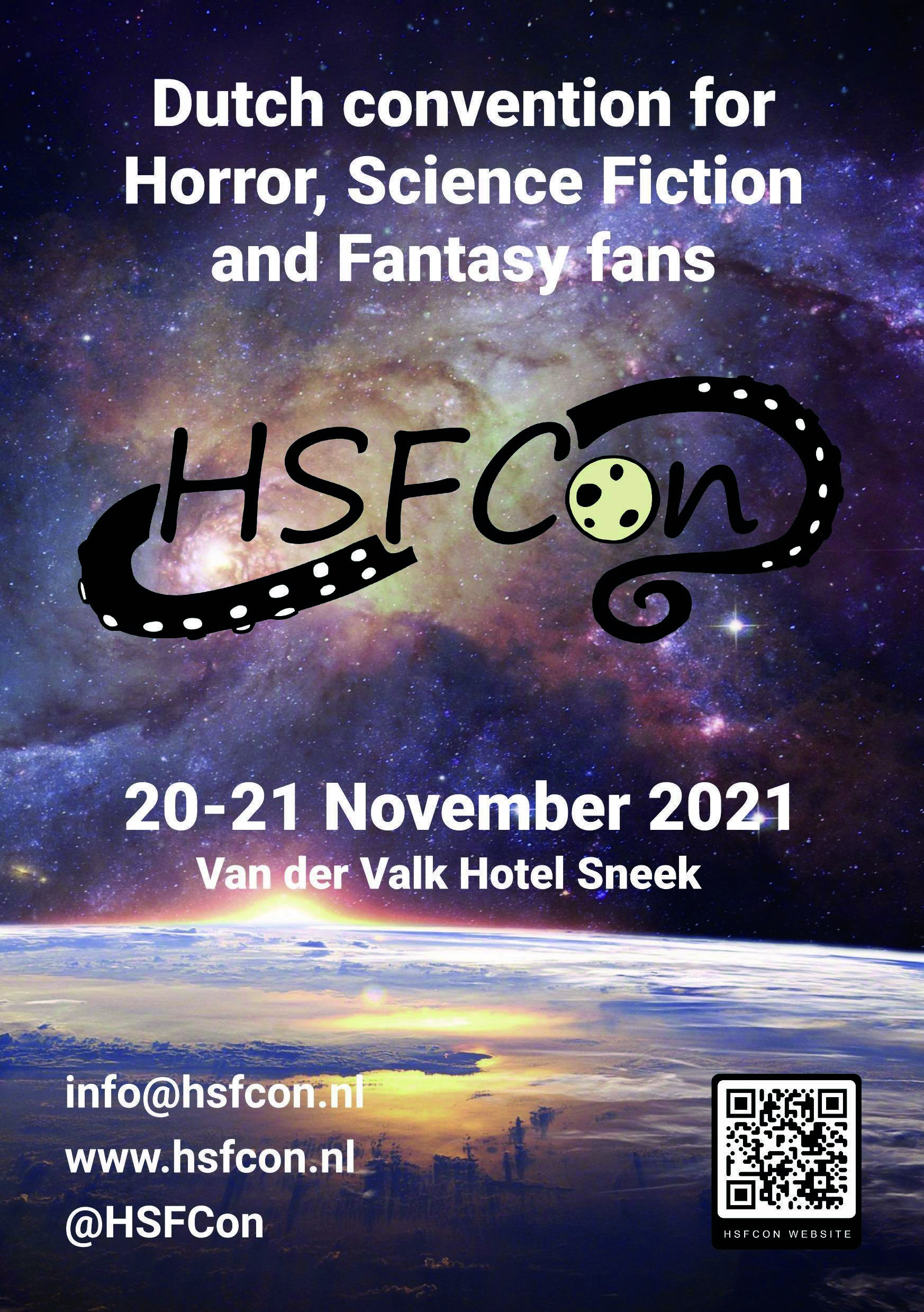 HSFCon poster